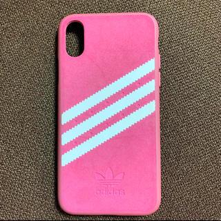 アディダス(adidas)の☆adidas iPhonexsケース☆(iPhoneケース)