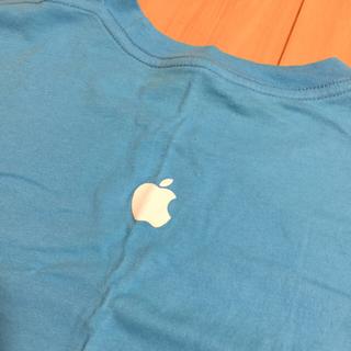 アップル(Apple)の【レア】Apple 正規品 Tシャツ Sサイズ(Tシャツ/カットソー(半袖/袖なし))