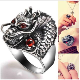 新品◆ドラゴンのリング①(リング(指輪))