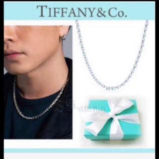 Tiffany & Co. - ティファニーTチェーン