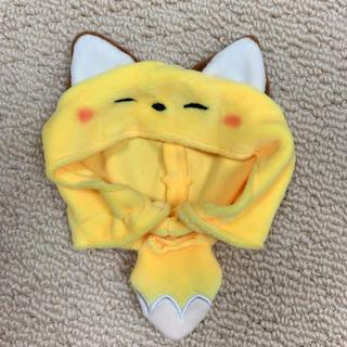 サンリオ(サンリオ)のねこのかぶりもの きつね(猫)
