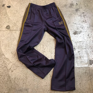 Needles - Needles Track Pant Poly Smooth ストレートタイプ