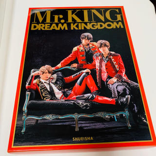 Johnny's - Mr.KING 写真集