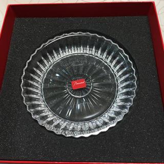 バカラ(Baccarat)のバカラ ミルニュイ ディッシュ 13cm 正規品 箱あり お皿、灰皿、小物入れ(食器)