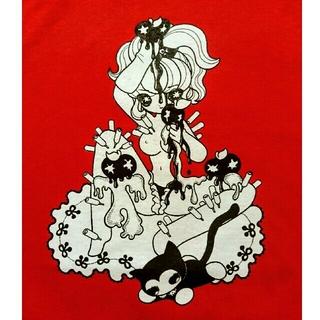 水野純子 Pure tranceピュアトランスTシャツ used (Tシャツ(半袖/袖なし))