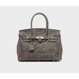 ZARA - デザインバッグ ハンドバッグ