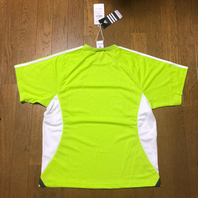 adidas(アディダス)の未着用!  アディダス  半袖ドライメッシュTシャツ  Mサイズ・Lサイズセット スポーツ/アウトドアのランニング(ウェア)の商品写真