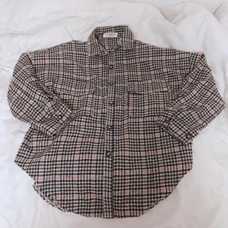 STYLENANDA - チェックシャツ