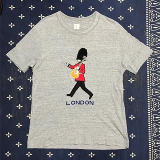 ブルーナボイン(BRUNABOINNE)のはじむ様専用★ブルーナボイン★ロンドン 近衛兵 Tシャツ(Tシャツ/カットソー(半袖/袖なし))