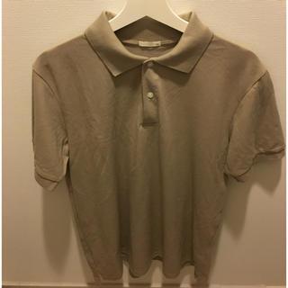 ジーユー(GU)のポロシャツ  (GU) XL  【美品】(ポロシャツ)