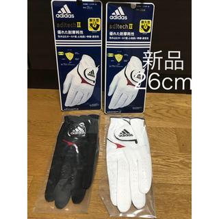 adidas - 【新品、未使用】 アディダス adidas ゴルフ  手袋 グローブ