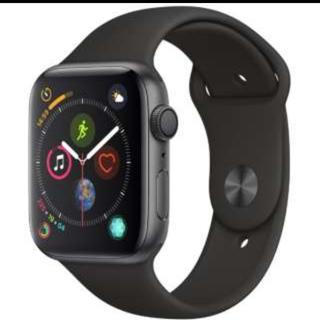 Apple Watch - 格安アップルウォッチ4 44㎜ 黒 新品未開封