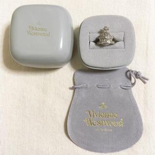ヴィヴィアンウエストウッド(Vivienne Westwood)のVivienne Westwood *オーブリング* S 中古美品(リング(指輪))