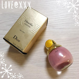 クリスチャンディオール(Christian Dior)のディオール ヴェルニ ディオフリック(マニキュア)