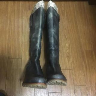 アグ(UGG)の確認用【希少・レア品】UGG JOSIE II  サイズ 7 24.0(ブーツ)