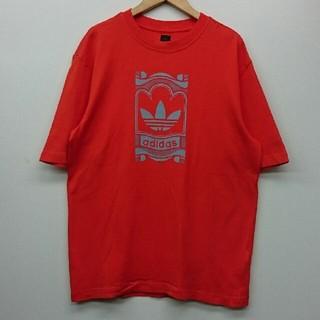 アディダス(adidas)のアディダス adidas トレフォイル Tシャツ L (Tシャツ/カットソー(半袖/袖なし))