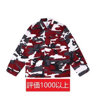 シュプリーム(Supreme)のSupreme Hellraiser BDU Shirt サイズS(ブルゾン)