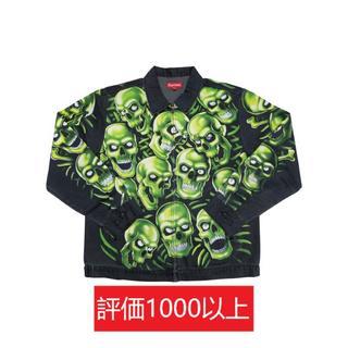 シュプリーム(Supreme)のSupreme Skull Pile Work Jacket サイズS(ブルゾン)