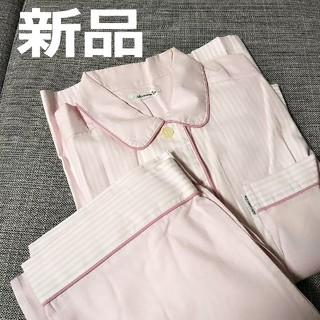 AfternoonTea - 【新品 未使用】アフタヌーンティー パジャマ ストライプ ピンク 長袖