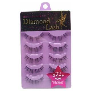 ダイヤモンドビューティー(Diamond Beauty)のDiamond Lash スイートeye(新品)(つけまつげ)
