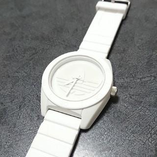 アディダス(adidas)の【美品】adidas アディダス 腕時計ADH-2711 電池交換済み(腕時計(アナログ))