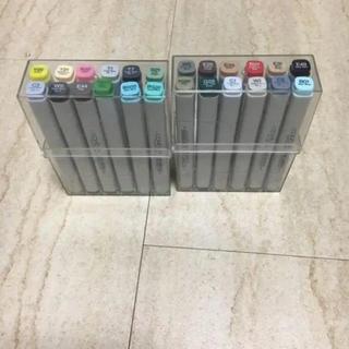 コピックペン24色セット