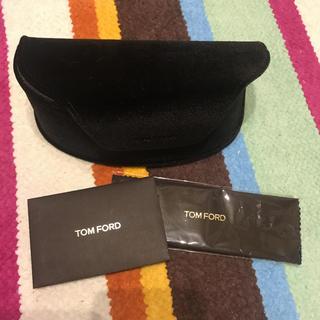 トムフォード(TOM FORD)の新品  トムフォード  正規品 メガネケース  メガネクロス等(サングラス/メガネ)