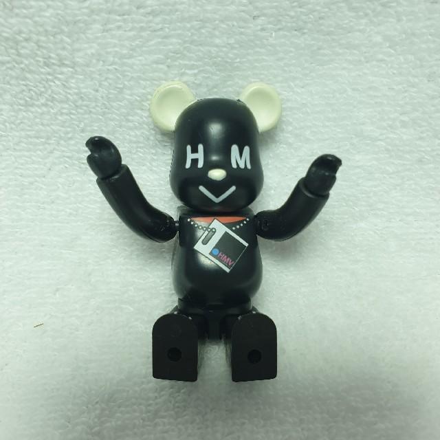 MEDICOM TOY(メディコムトイ)のベアブリック hmv エンタメ/ホビーのおもちゃ/ぬいぐるみ(キャラクターグッズ)の商品写真