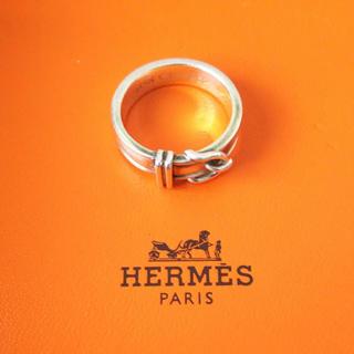 エルメス(Hermes)のエルメス HERMES ベルトリング(リング(指輪))