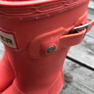ハンター(HUNTER)のハンター14センチ 確認用(長靴/レインシューズ)