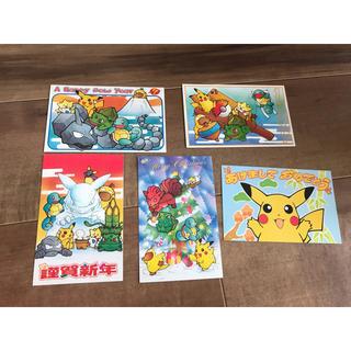 ポケモン(ポケモン)のポケモンポストカード 5枚組(その他)