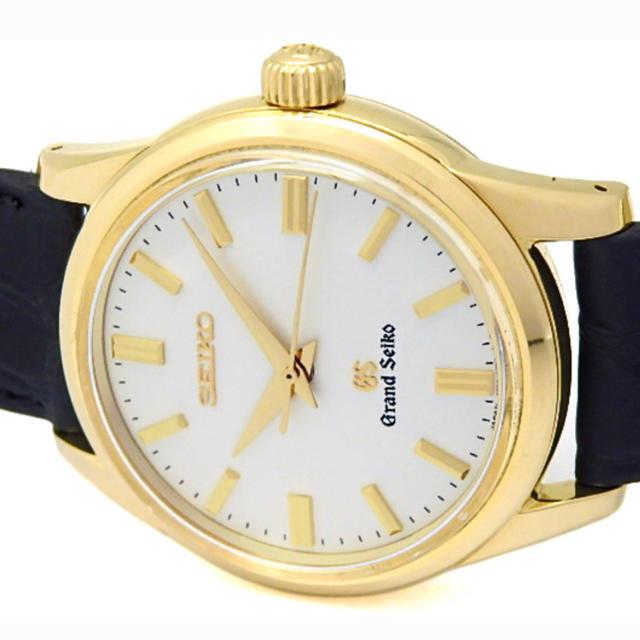 Grand Seiko(グランドセイコー)のセイコー GS  グランドセイコー メカニカル メンズの時計(腕時計(アナログ))の商品写真