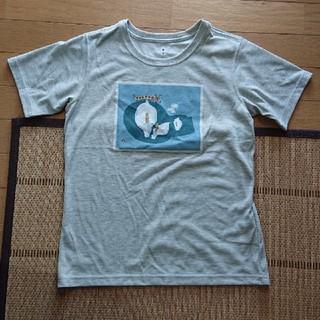 モンベル(mont bell)の【新品】モンベル ウィックロンTシャツ S ミズバショウ(Tシャツ(半袖/袖なし))