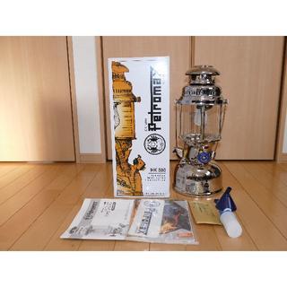 Petromax - ペトロマックス HK500 ニッケル 2回使用美品