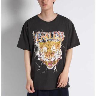 アングリッド(Ungrid)のダメージアニマルプリントTシャツ(Tシャツ/カットソー(半袖/袖なし))