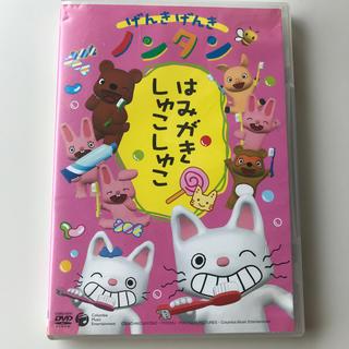 コロンビア(Columbia)のノンタン はみがきしゅこしゅこ DVD(キッズ/ファミリー)