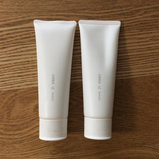 オルビス(ORBIS)のオルビスユー ウォッシュ 洗顔料2本セット(洗顔料)
