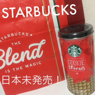 Starbucks Coffee - 値下げ!★限定価格★日本未発売 ★ スタバ  ホリデー 缶入り クッキー