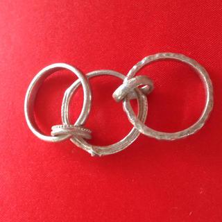 アルテミスクラシック(Artemis Classic)のArtemis Classic アルテミスクラシック フェザーチェイン指輪(リング(指輪))