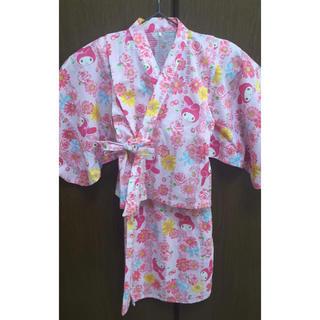 マイメロディ(マイメロディ)のマイメロ 浴衣(甚平/浴衣)