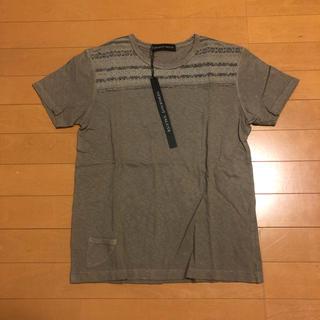 サージェントサルート(SERGEANT SALUTE)のサージェントサルート Tシャツ カーキ sergeant(Tシャツ/カットソー(半袖/袖なし))