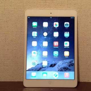 Apple - 他にも色々出品してます iPad mini Apple アップル 白 ホワイト