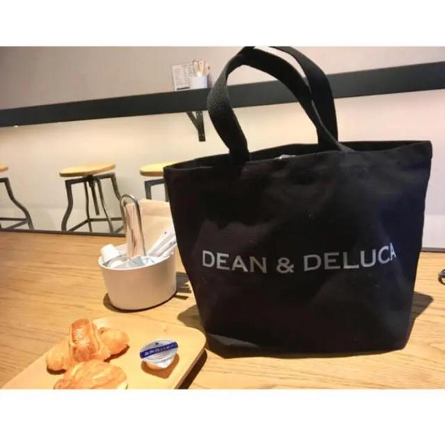 DEAN & DELUCA(ディーンアンドデルーカ)のDEAN&DELUCA トートバッグ Sサイズ レディースのバッグ(ハンドバッグ)の商品写真
