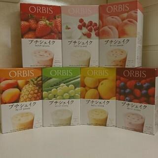 ORBIS - オルビスプチシェイク♪7食