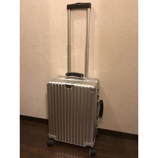 リモワ(RIMOWA)の希少 廃盤 RIMOWA リモワ クラシックフライト 4輪 35L 機内持ち込み(トラベルバッグ/スーツケース)