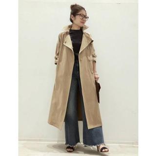 L'Appartement DEUXIEME CLASSE -  L'Appartement  LYRIA Femme Coat トレンチコート