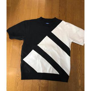 アディダス(adidas)のアディダス カットソー Mサイズ(Tシャツ/カットソー(半袖/袖なし))