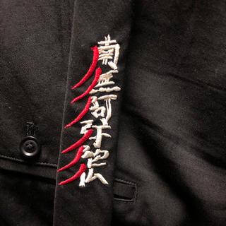 Yohji Yamamoto - yohjiyamamoto ネクタイ 南無阿弥陀仏