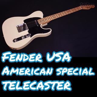Fender - Fender USA American Special Telecaster