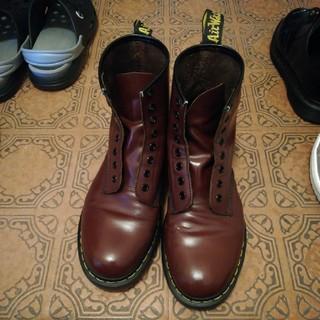 ドクターマーチン(Dr.Martens)のドクターマーチン 8ホールブーツ UK 7(ブーツ)
